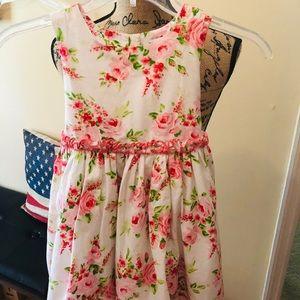 Girls swing dress